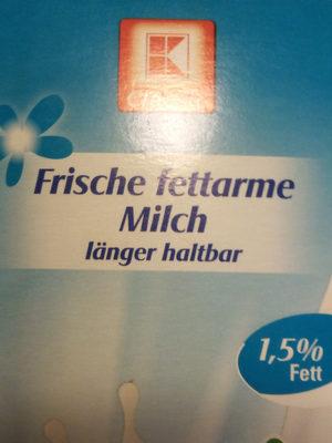 Frische fettarme Milch - Product - de