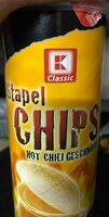 Stapel Chips Hot Chili Geschmack - 产品 - de