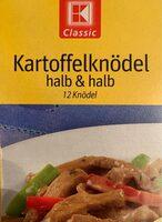 Kartoffelknödel halb & halb - Product