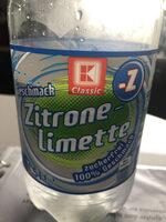 Zitrone-limette - Produit - fr