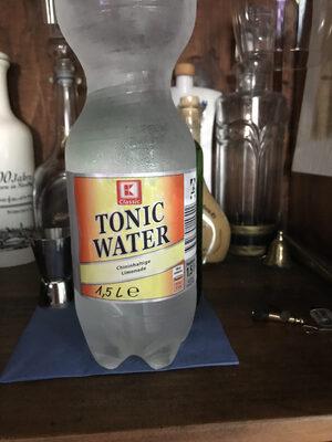 Tonic Water - Produit - de