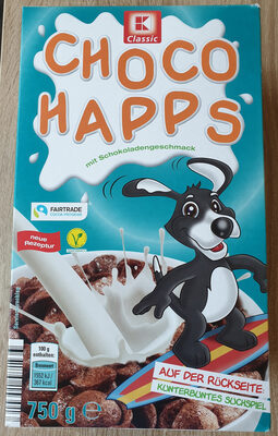 K-Classic Choco Happs - Product