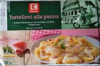 Tortelloni alla panna - Product - nl