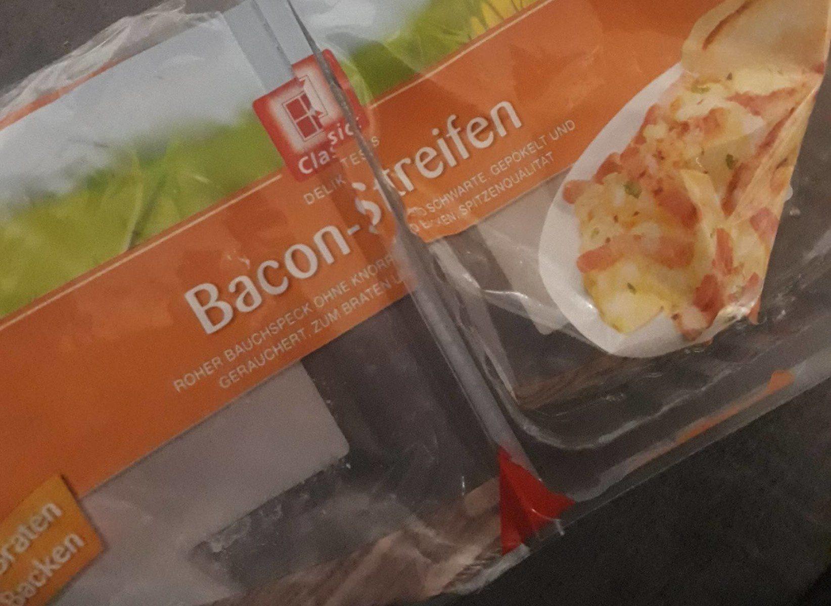 Bacon streifen - Produit
