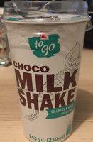 Milk shake Choco - Produit