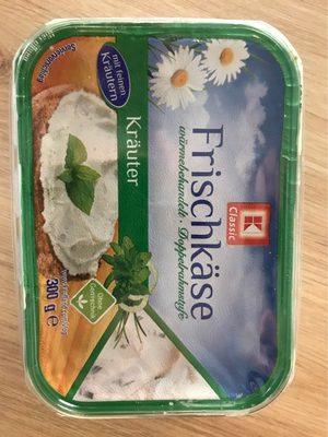 Frischkäse - Produit