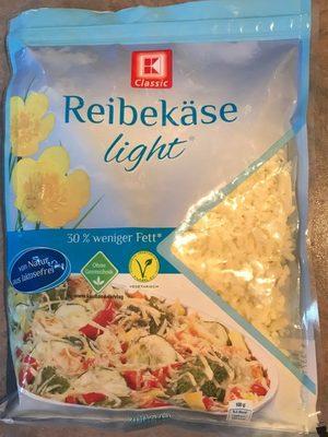 Reibekäse light - Produit