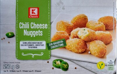 Chili Cheese Nuggets - Produkt - de