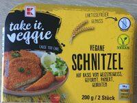 Vegane Schnitzel - Produkt - de