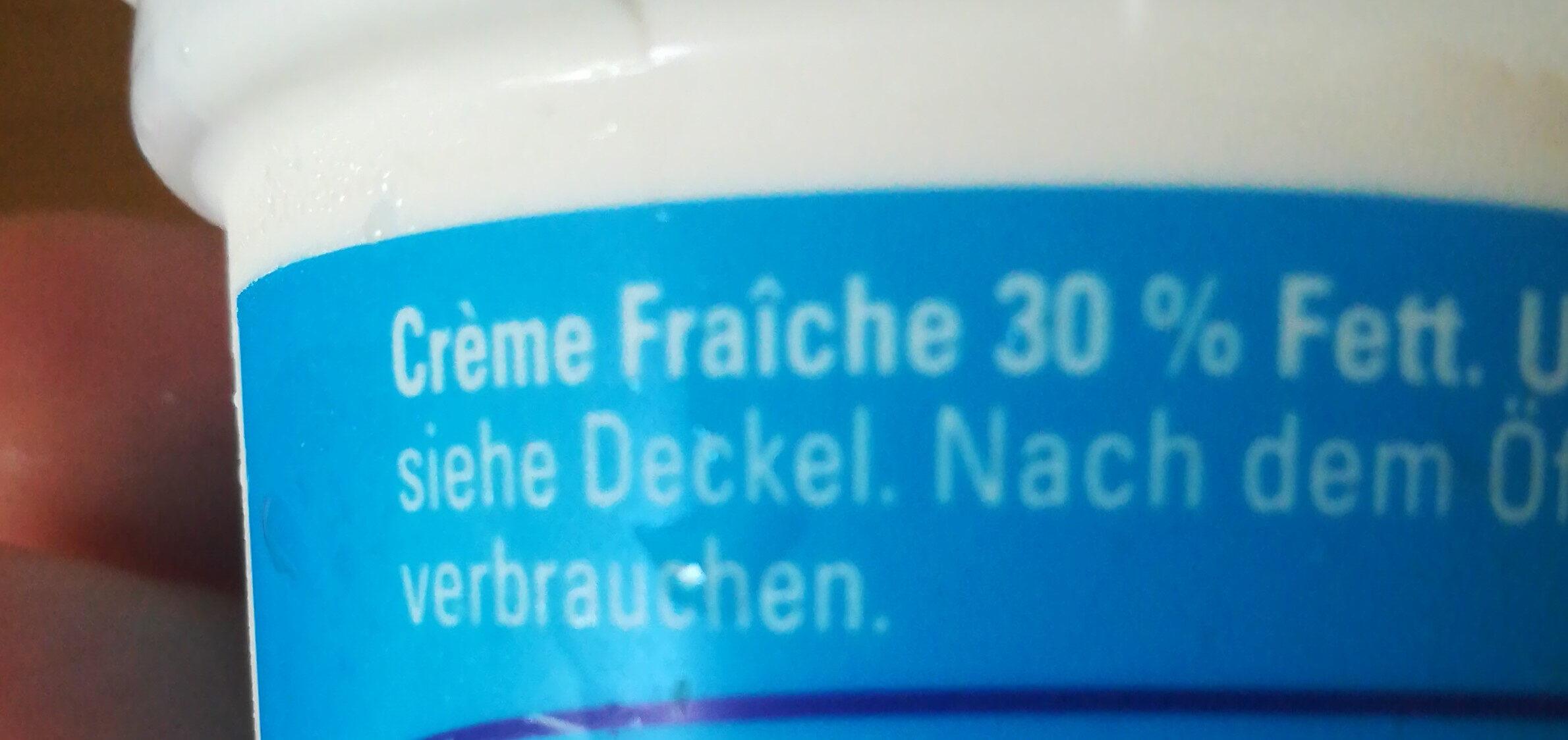 Crème Fraiche K Classic - Ingredients - de