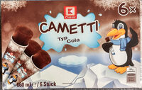 Cametti Typ Cola - Produit - de