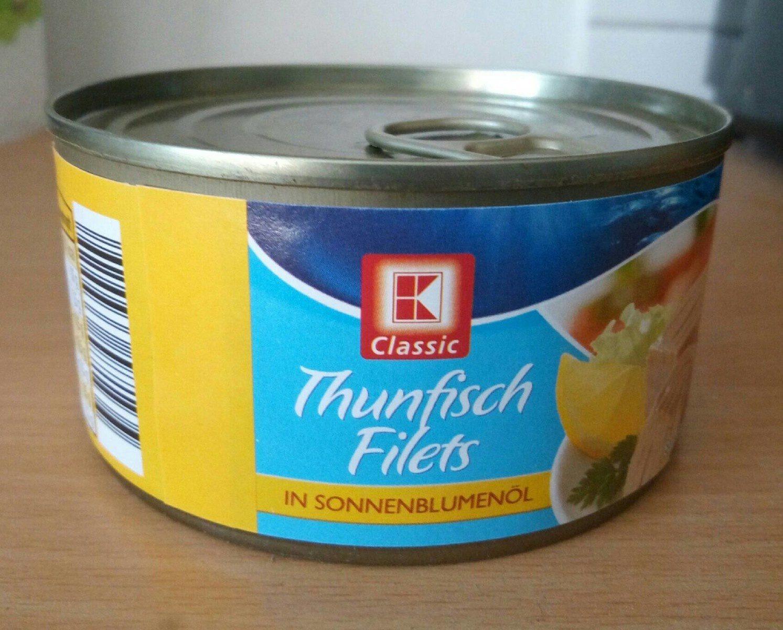 Thunfisch Filets - Produit - fr