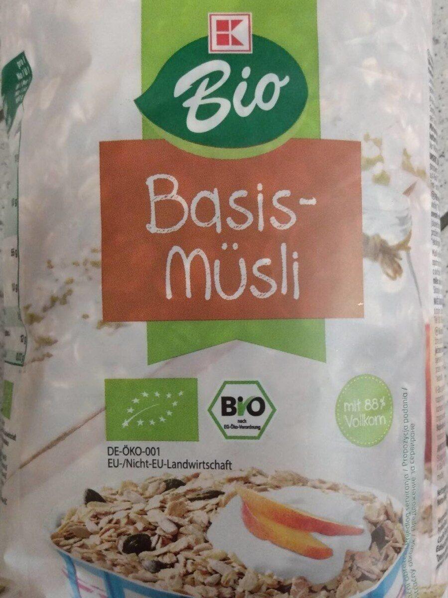 Basis Müsli - Produit - de