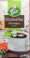 Röstkaffee 100% Arabica gemahlen - Produit - de
