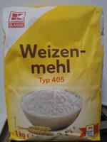 Mehl,  Weizenmehl Typ 405 - Produit - de
