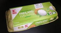 Eier, Freiland - Produkt