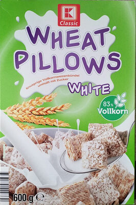 Wheat Pillows White - Produit