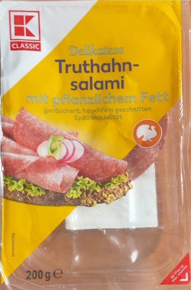 Truthahn Salami - Produkt - de
