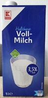 Haltbare Voll-Milch - Product - de