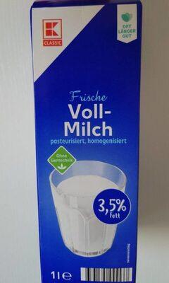 Vollmilch - Prodotto - en
