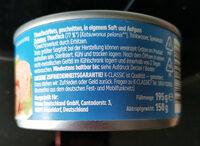 Thunfischfilets - Zutaten - de