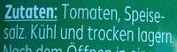 Tomatenmark 2-fach konzentriert - Ingredients