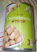 Champignons, 1. Wahl - Produit - de
