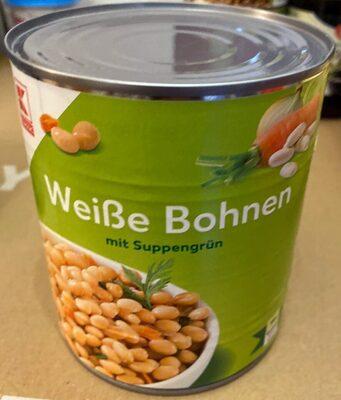 Weiße Bohnen mit Suppengrün - Produit - de