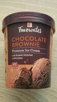 Chocolate Brownie Premium Ice Cream - Produkt