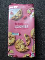 Cranberry Cookies - Produit