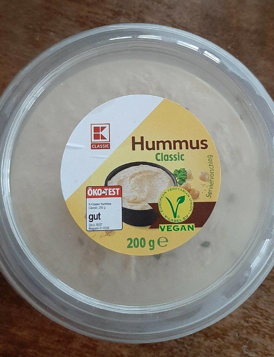 Hummus Classic - Product - de