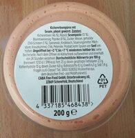 Hummus Pikant - Ingrédients - de