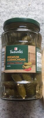 Premium Cornichons - Produit - de