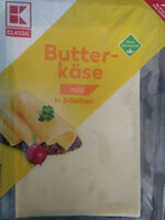 Butterkäse mild in Scheiben - Product