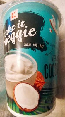 Veganer Cocogurt - Produkt