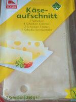 Käse-Aufschnitt - Product - de