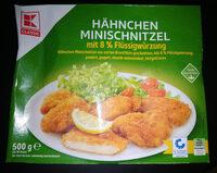 Hähnchen Minischnitzel - Produit - de