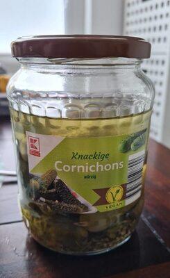 Knackige Cornichons würzig - Prodotto - de