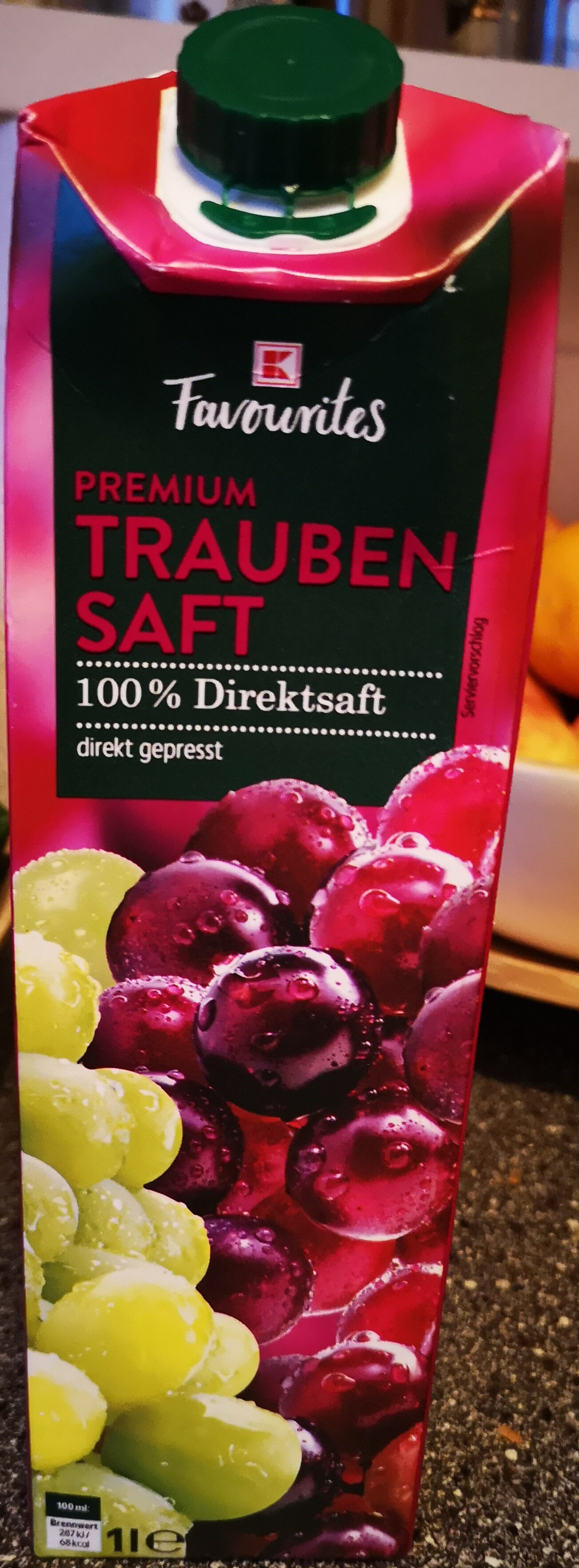Traubensaft - Product - de