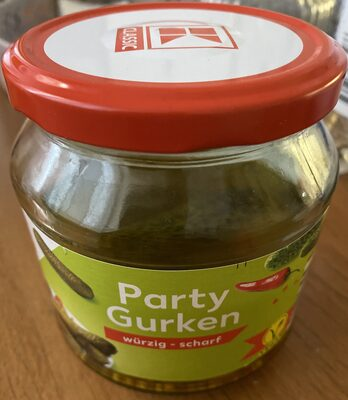 Party Gurken - Product - de