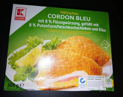 Hähnchen Corden Bleu - Produit - de
