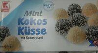 Mini Kokos küsse - Product
