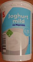 Joghurt mild 0,1% Fett - 产品 - de