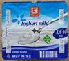 Joghurt mild 3,5 % Fett - Product