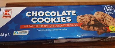 Chocolate Cookies - Product