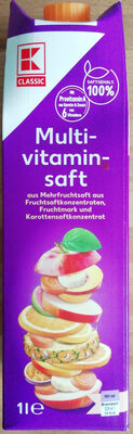 Multivitaminsaft - Product
