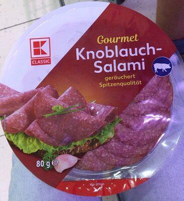 Knoblauch- salami - Produit - de