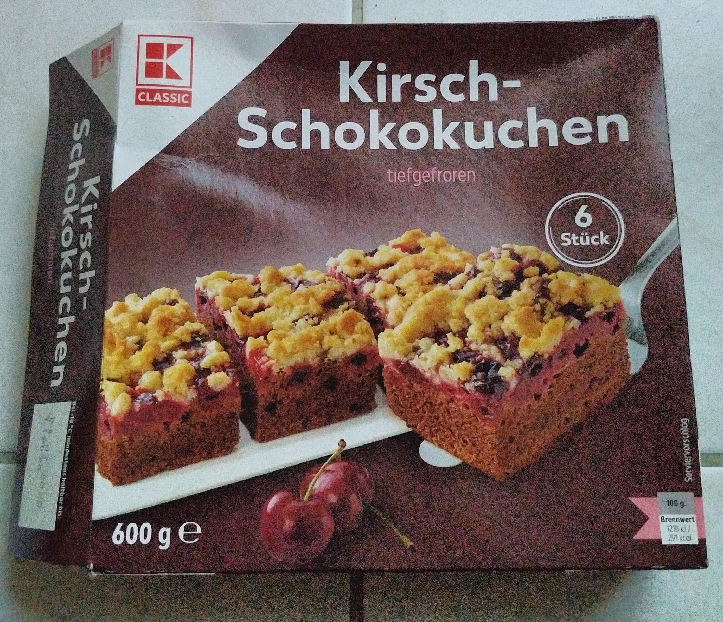 Kirsch-Schokokuchen - Product