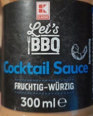 Cocktail Sauce - Produkt - de