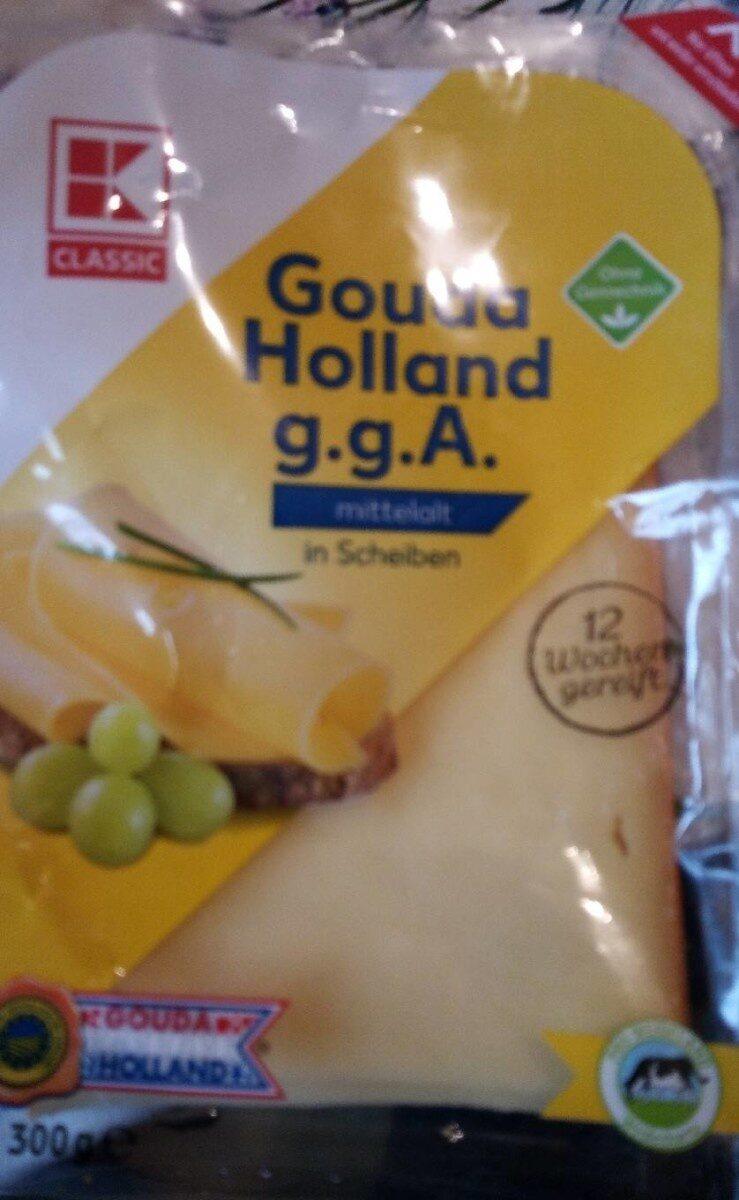 Gouda Holland g.g.A. mittelalt - Product - de